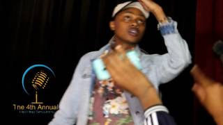 SUADI ft A-REECE -THERE SHE GO- LIVE Performance @ The 4th Annual Hip Hop Sessions Hosts Sliz&CeeJay