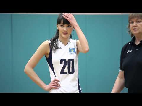 MENCLUB GIRLS-12頭身排球美少女莎賓娜的戀愛殺球