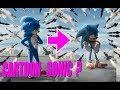 CARTOON SONIC In Sonic 2019 Trailer