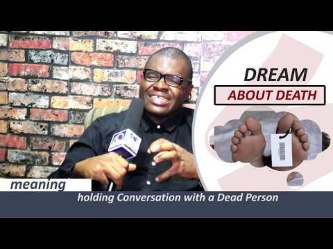 DREAM ABOUT DEATH - Evangelist Joshua TV