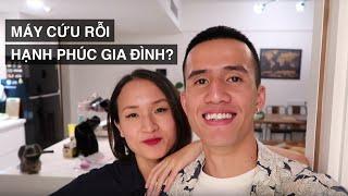QUÀ BẤT NGỜ TẶNG VỢ NGÀY 8/3 | Vlog | Anh bạn thân