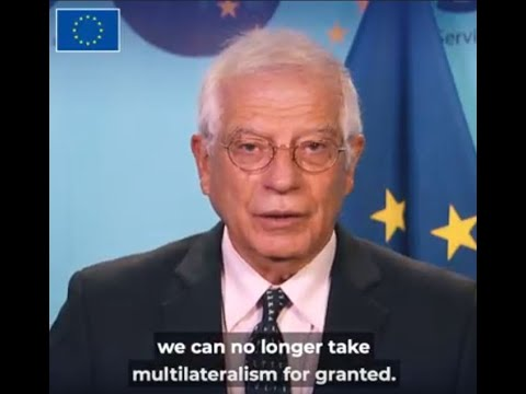 Message by the EU High Representative Josep Borrell on the 75th UN General Assembly