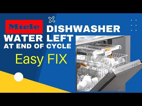 Miele Dishwasher F14 Error--How To FIX - смотреть онлайн на