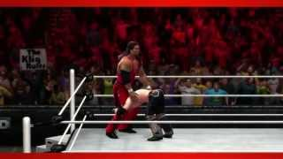 WWE 2K14 Entrances & Finishers Videos: Kevin Nash & Scott Hall (Outsiders)