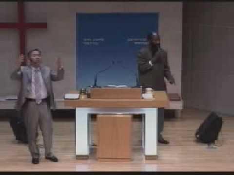 Dr. OWUOR Prophet of the Lord in Korea (june 30 2010) pt. 05.avi