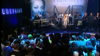 Mary J. Blige No More Drama (Live)