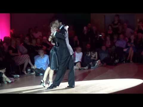 Gisela et Rodrigo au Festival Tango 2014,