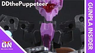 Gunpla Insider: DDthePuppeteer (Youtube Content Creator)