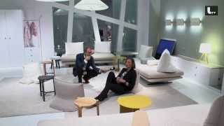 LIGNE ROSET @ imm cologne 2014 LIFESTYLE TV Video