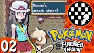 Smeargle  - (Pokémon) - 6 Smeargle Challenge: Pokemon FireRed | PART 2