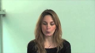 Mélanie Fouré - Courte présentation