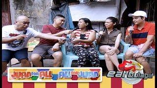 Juan For All, All For Juan Sugod Bahay | October 18, 2018