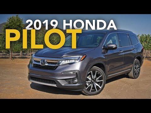 2019 Honda Pilot Review - First Drive