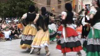 preview picture of video 'Ballets a Tona 2009'
