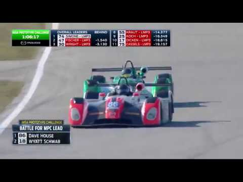 Sebring 2018 IMSA Prototype Challenge Presented by Mazda