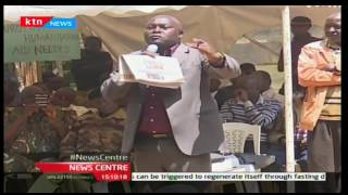 Baringo residents demonstrate in a move to push the Government to act over increased insecurity