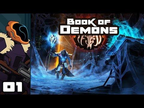 Gameplay de Book of Demons