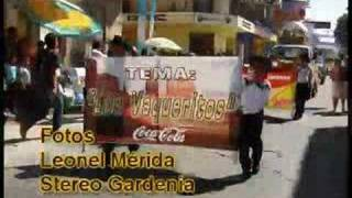 preview picture of video 'Desfile Area Rural Coatepeque 2008'