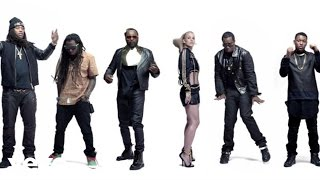 Scream & Shout (Remix) - Will.I.Am feat. Britney Spears, Lil Wayne, Waka Flocka Flame, Hit-Boy y P Diddy (Video)