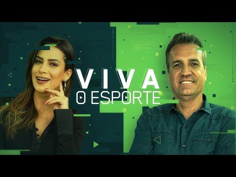 VIVA O ESPORTE - 12/10/2021 | AO VIVO | BANDSPORTS