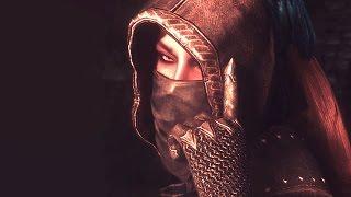 Skyrim Kill Everything - LIVE STREAM (Assassin Madness & Mod Overview)