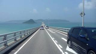 HDお気に入りドライブスポット山口県角島part1