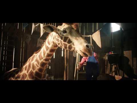 Moja žirafa