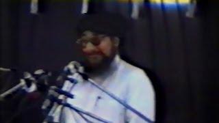 preview picture of video 'Allama Tajuddin Haideri of Rahwali | Majlis-e-Aza at Rattian Syedan, Sialkot'