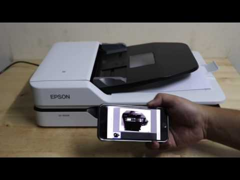 Quick Review: Epson Workforce DS-1660W Document Scanner