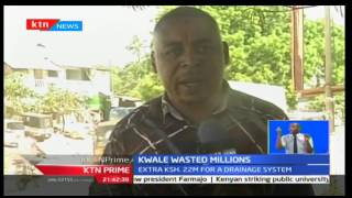 Millions wasted in Kwale as shoddy construction projects are still far from completion