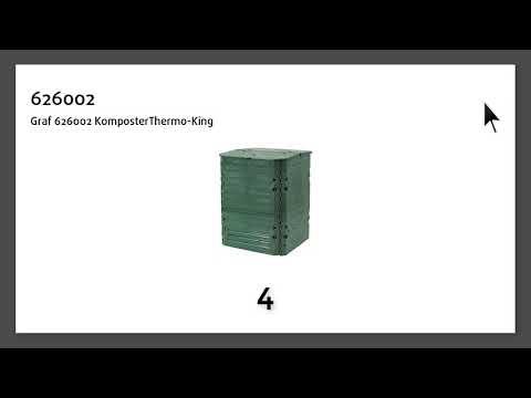 Die Top 7 Komposter & Komposteimer 2018 in 100 Sekunden!