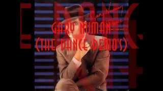 Gary Numan, She's Got Claws (Demo).