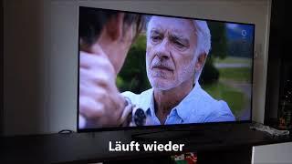 "DIY Philips TV 55"" Schwarzes Bild Fehlercode: LED blinkt 2x Repair"