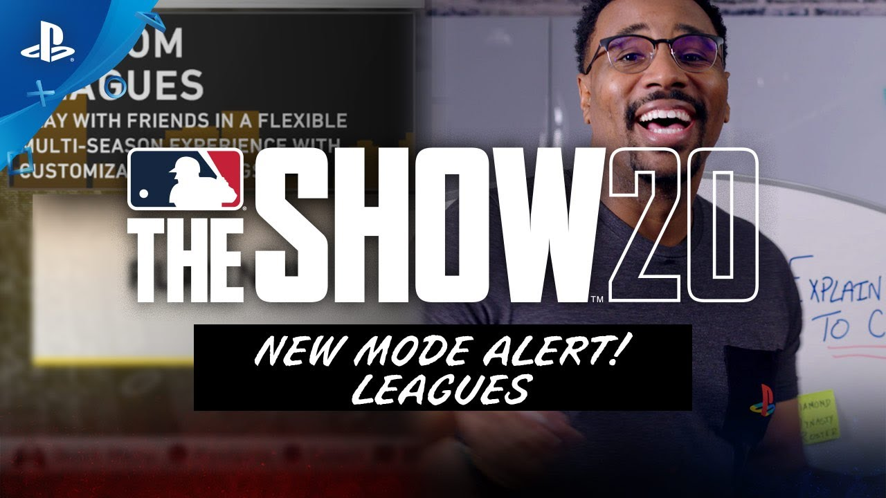MLB The Show 20 Introduces Online Custom Leagues