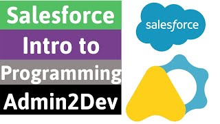Introduction to Programming | Live Salesforce Development