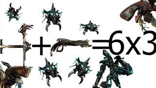 Тералисты 6х3 кванта+юфона Eidolon hunt 6x3 quanta/euphona POV