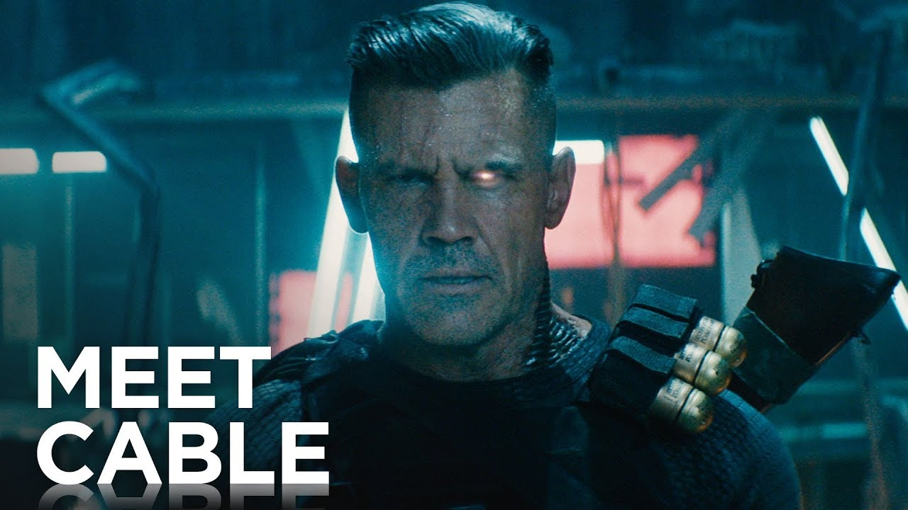 Movie Trailer: Deadpool 2 (2018)