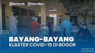 Perumahan Pura Bojonggede,Bogor Dihantui Klaster Covid-19, Kasus Aktif Terus Bertambah