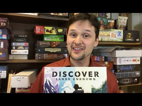 5 in Five Review - Discover: Lands Unknown