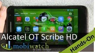 Alcatel One Touch Scribe HD: 5-Zöller mit Dual-SIM für 280 Euro ohne Vertrag