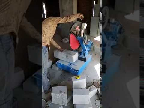 CLC Block Cutting Machine