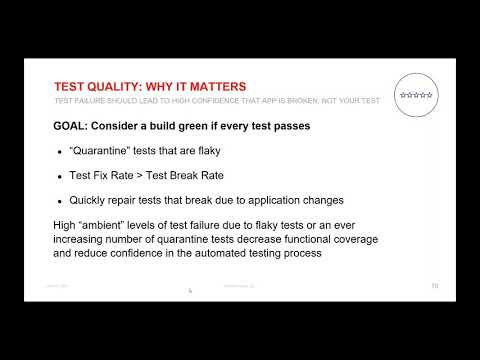 How to Measure Success in Continuous Testing Related YouTube Video