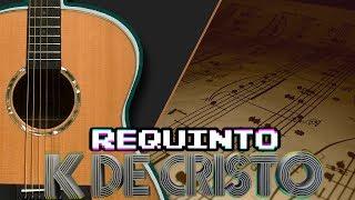 DIOS ESTA AQUI |k DE CRISTO| TABS + ACORDES