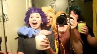 BNHA -- My Hero Academia Cosplay -- Boys Sleepover -- Dormlife