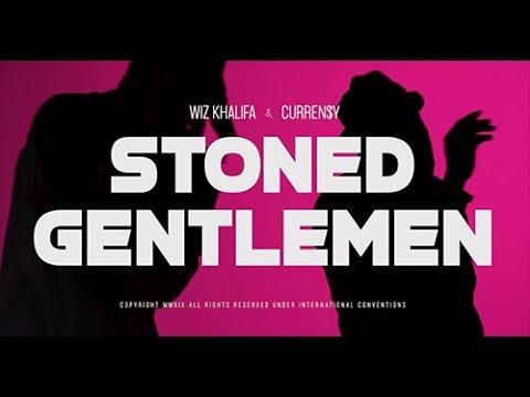 "Wiz Khalifa & Currensy – ""Stoned Gentlemen"""