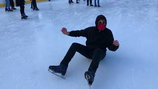 DANIEL ON ICE