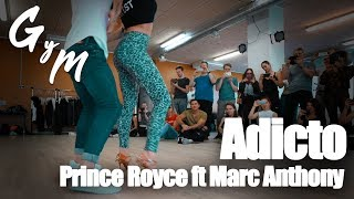 Gero & Marta | Bachata Sensual | Adicto   Prince Royce Ft. Marc Anthony