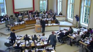 Conseil départemental des Ardennes : élection du Président