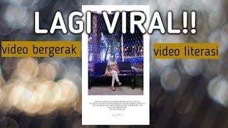 Gambar cover LAGI VIRAL!!  CARA MEMBUAT VIDEO FOTO BERGERAK - TUTORIAL VIDEO RUANG DETIK