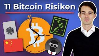 Ist Bitcoin sicher, um in die Risiken zu investieren